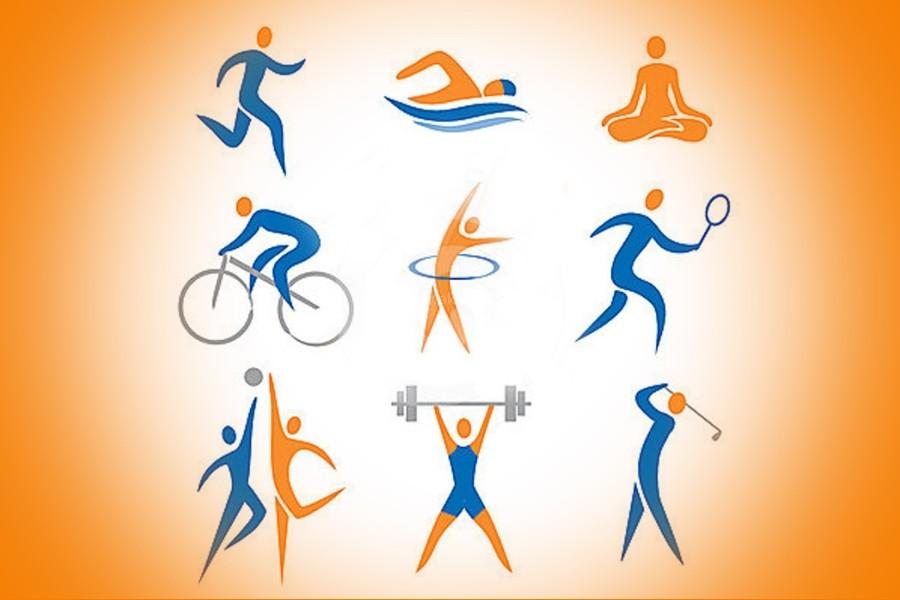 Картинки по физкультуре спорт